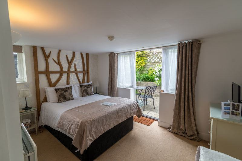 A beautifully designed New Forest Room